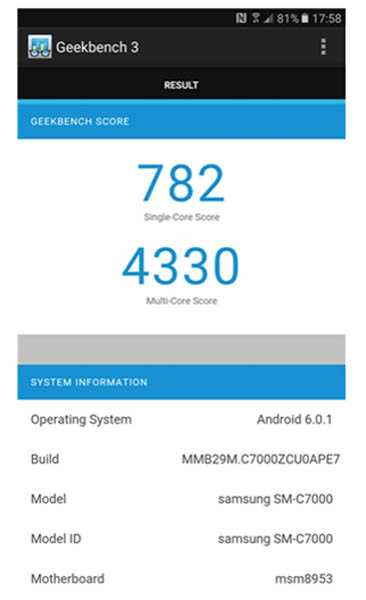 Qualcomm Snapdragon 625 протестировали в AnTuTu