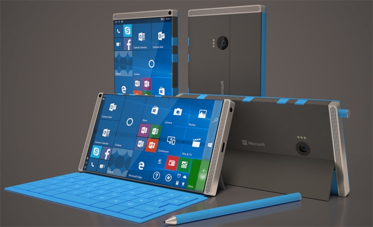 Microsoft Surface Phone получит чип Qualcomm Snapdragon 835
